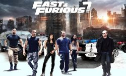 Fast & Furious 7 widescreen wallpapers