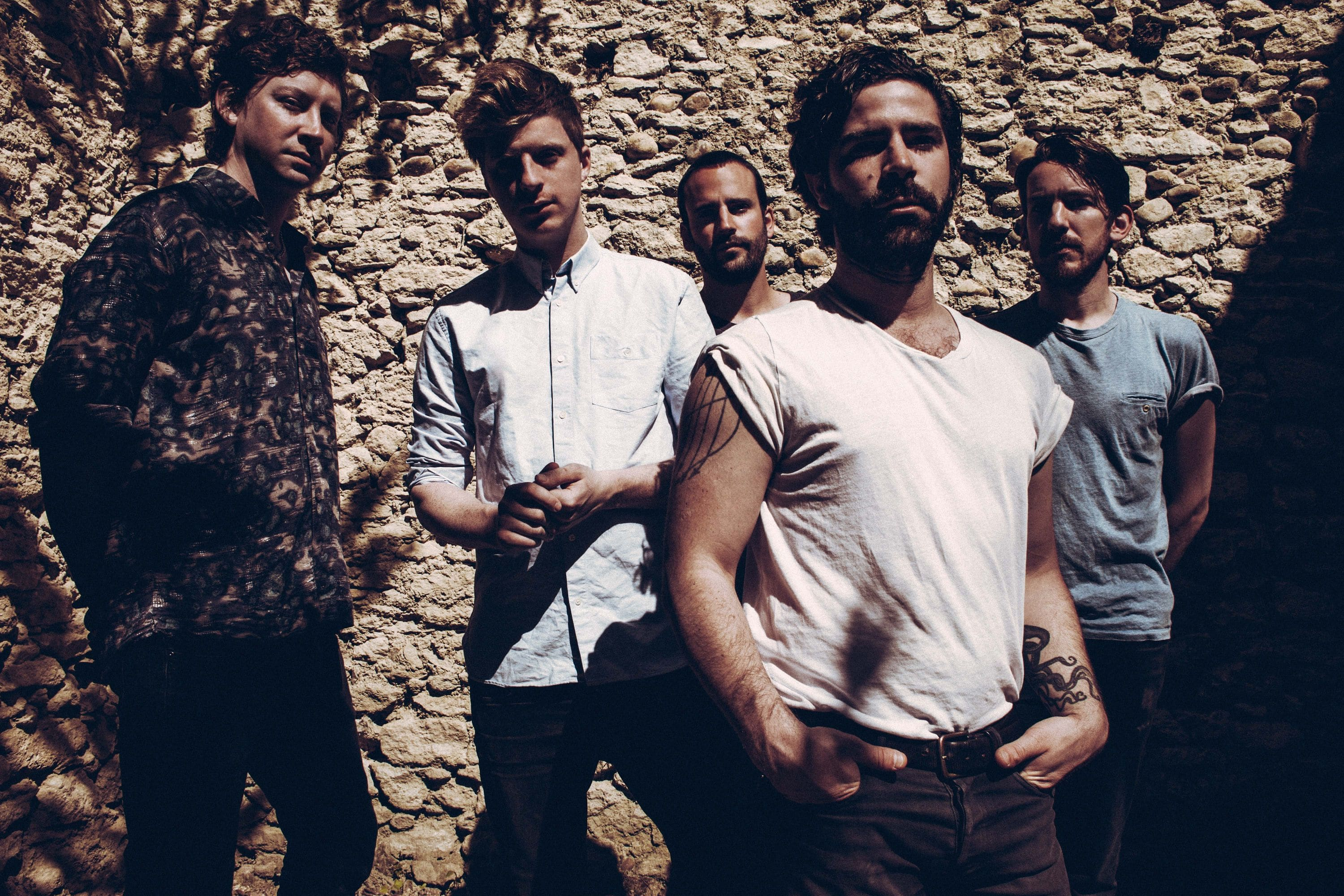 Foals widescreen wallpapers