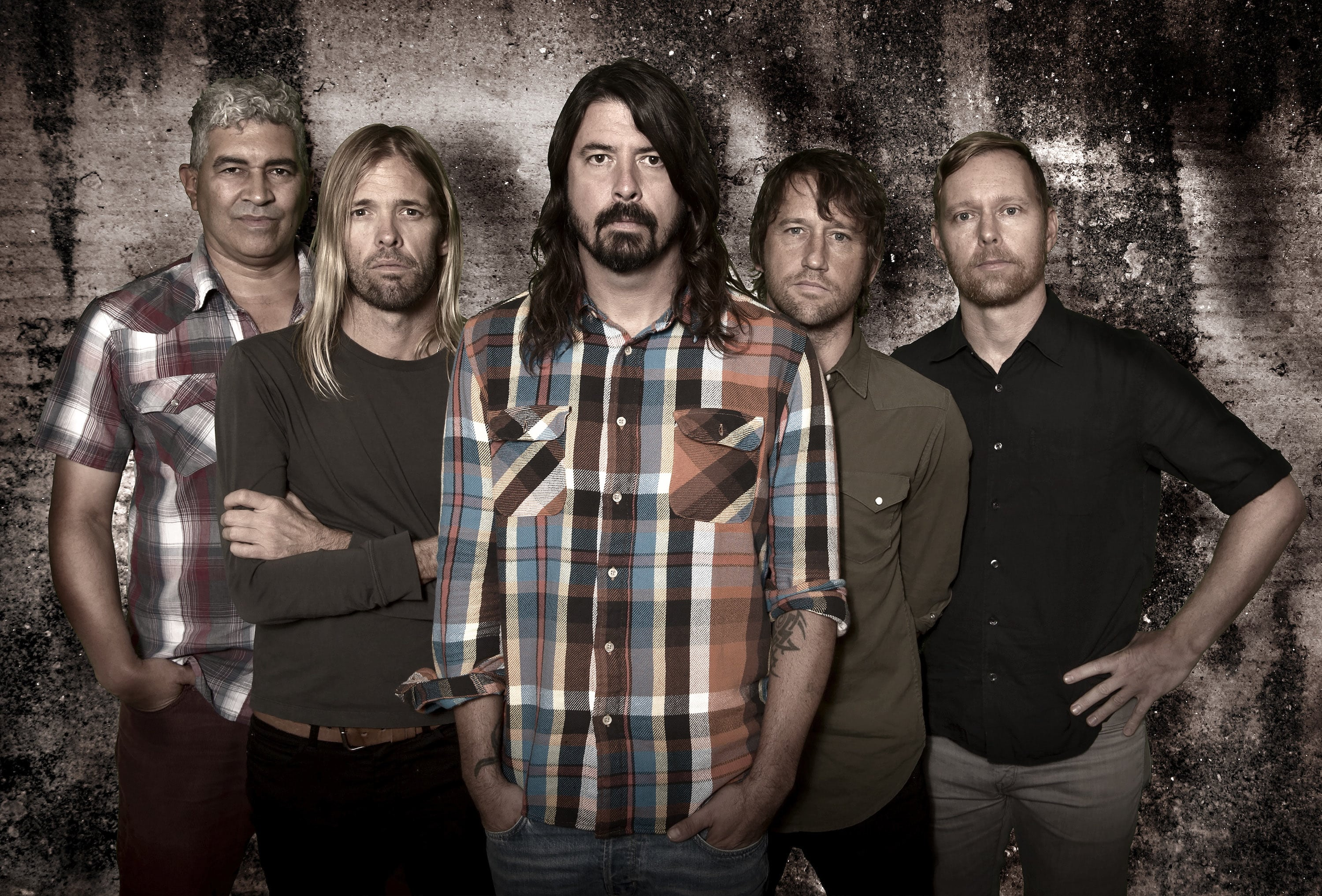 Foo Fighters widescreen wallpapers