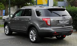 Ford Explorer widescreen wallpapers
