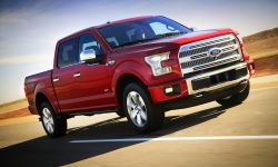 Ford F-150 widescreen wallpapers