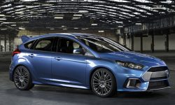 Ford Focus 3 RS widescreen wallpapers