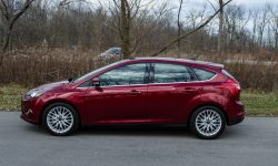 Ford Focus Titanium widescreen wallpapers