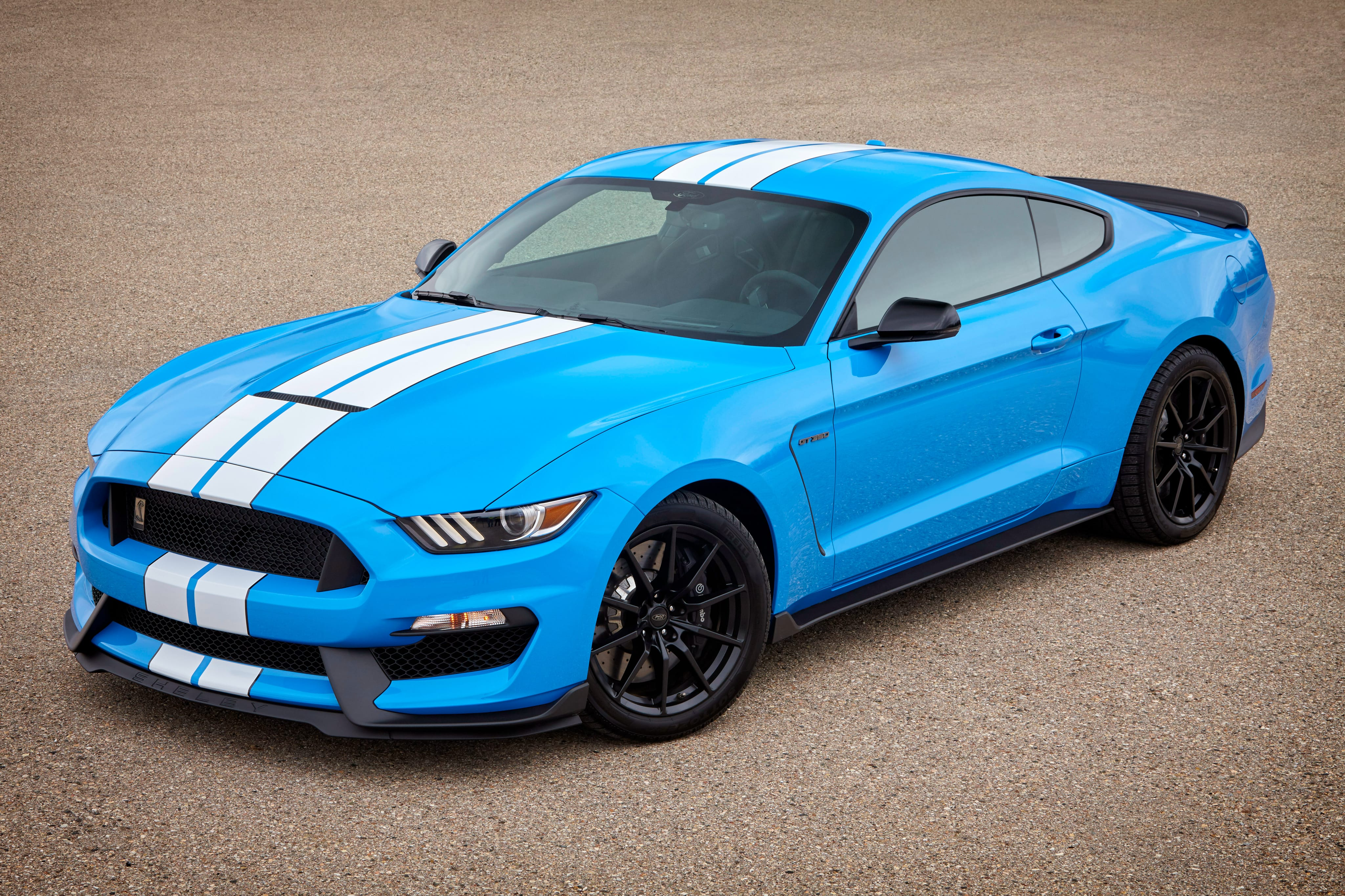 Ford Mustang 6 widescreen wallpapers