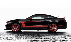 Ford Mustang Boss 302 Laguna Seca widescreen wallpapers
