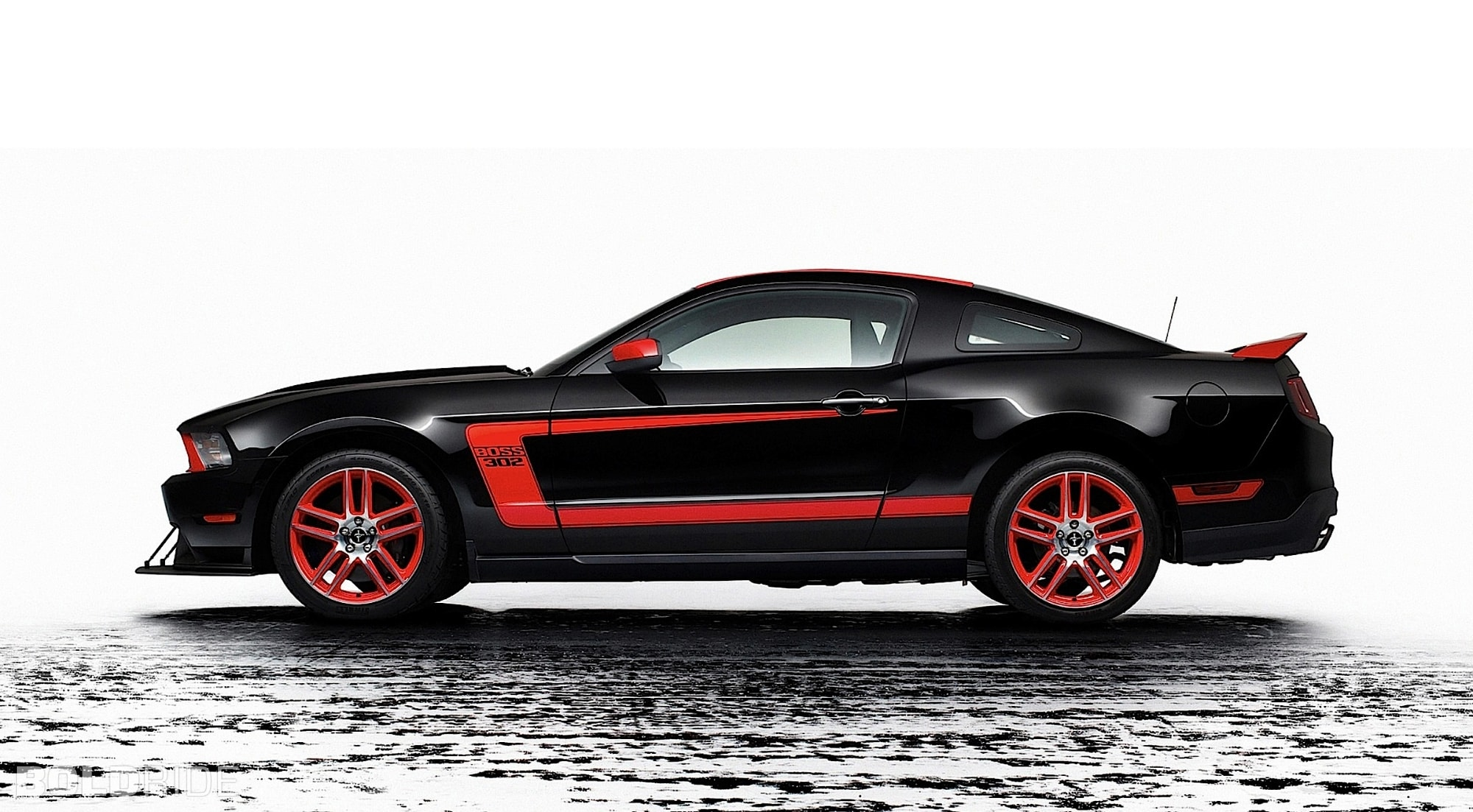 Ford Mustang Boss 302 Laguna Seca widescreen wallpapers