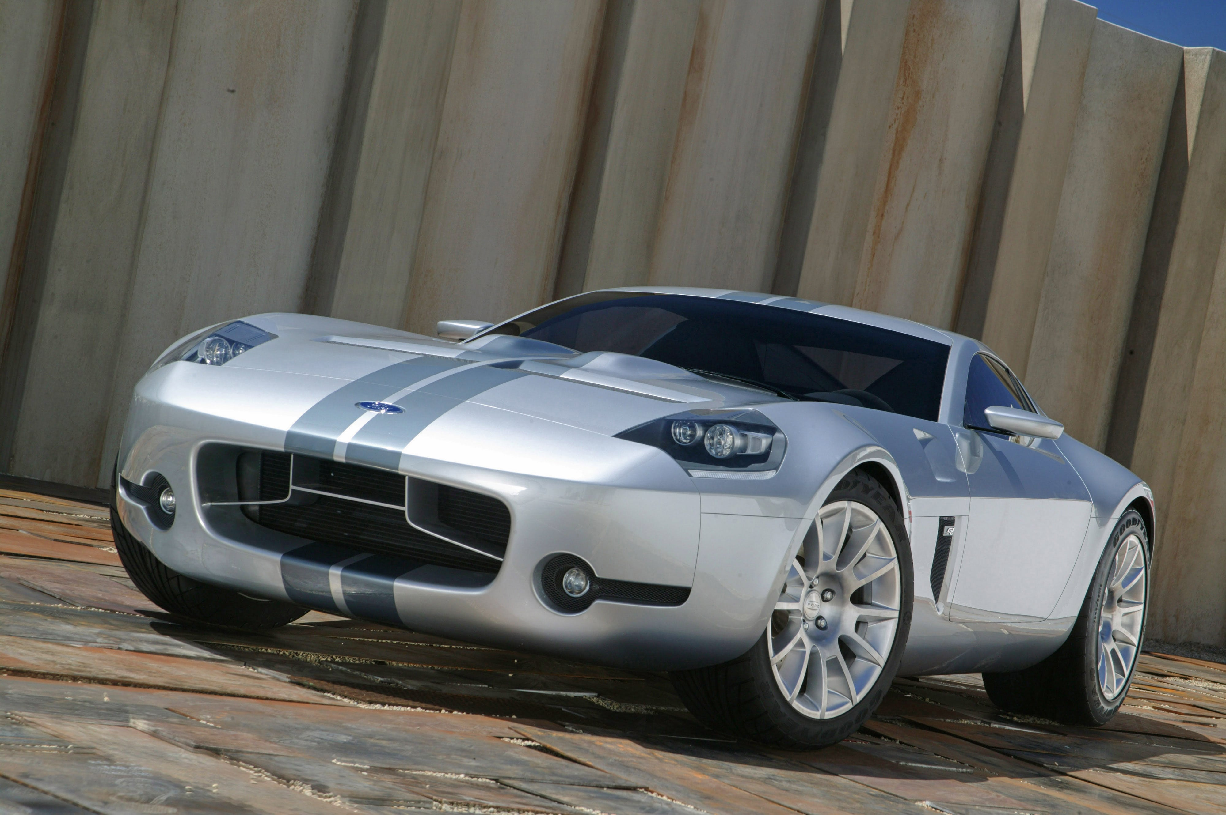 Ford Shelby GR1 Concept widescreen wallpapers
