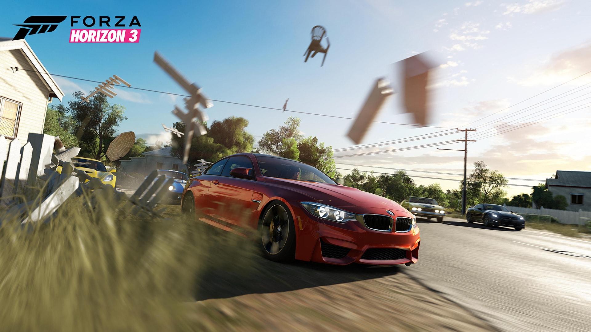 Forza Horizon 3 widescreen wallpapers