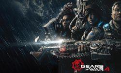 Gears of War 4 widescreen wallpapers
