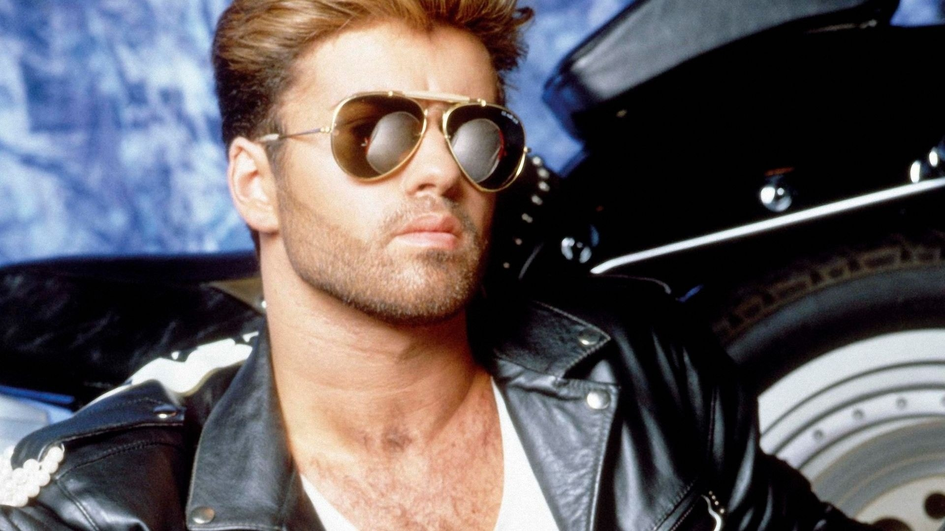 George Michael widescreen wallpapers