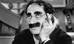 Groucho Marx widescreen wallpapers
