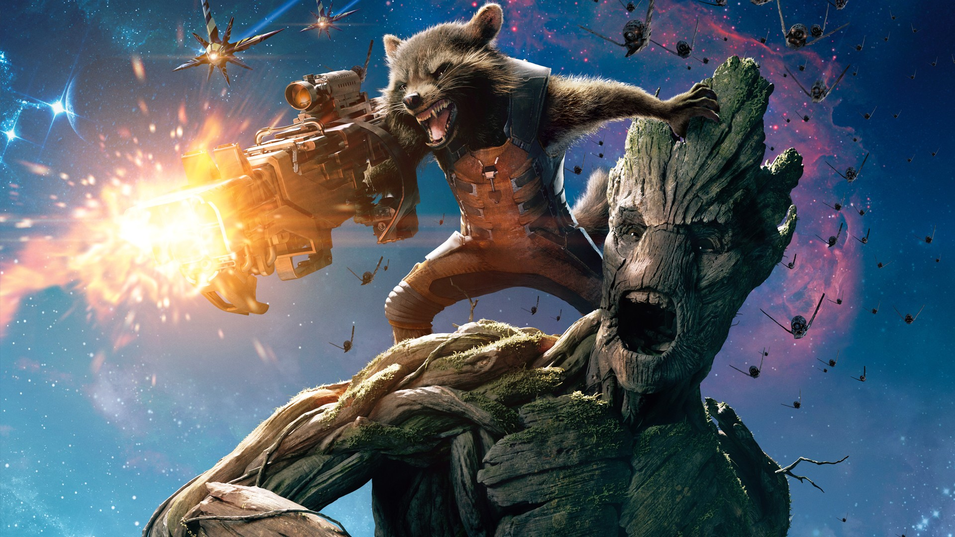 Guardians Of The Galaxy widescreen wallpapers