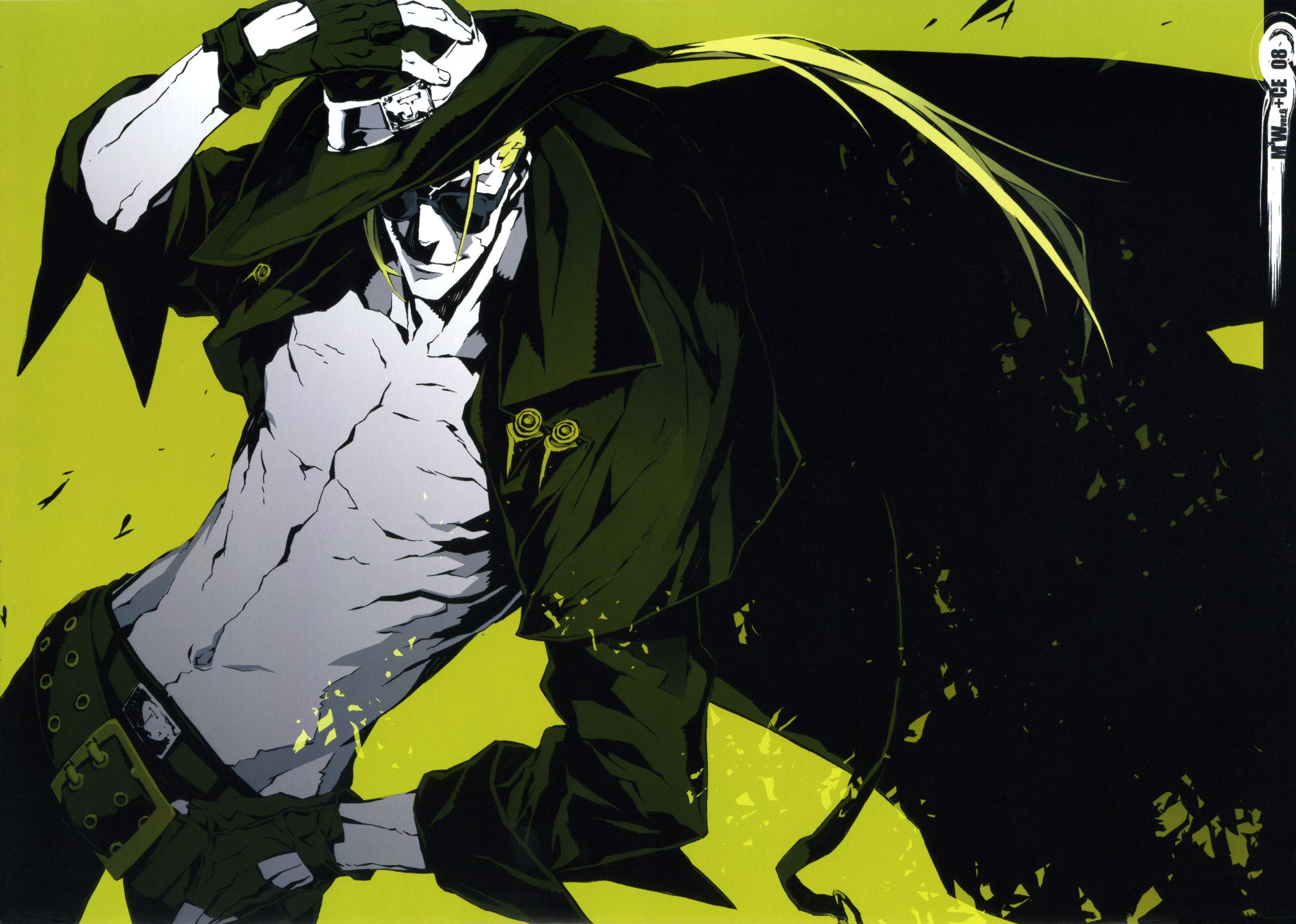 Guilty Gear: Johnny Sfondi widescreen wallpapers