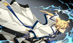 Guilty Gear: Ky Kiske widescreen wallpapers