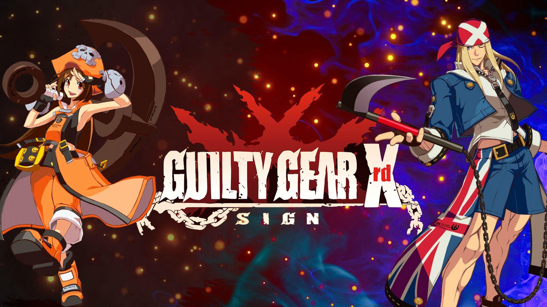 Guilty Gear Xrd -SIGN- widescreen wallpapers