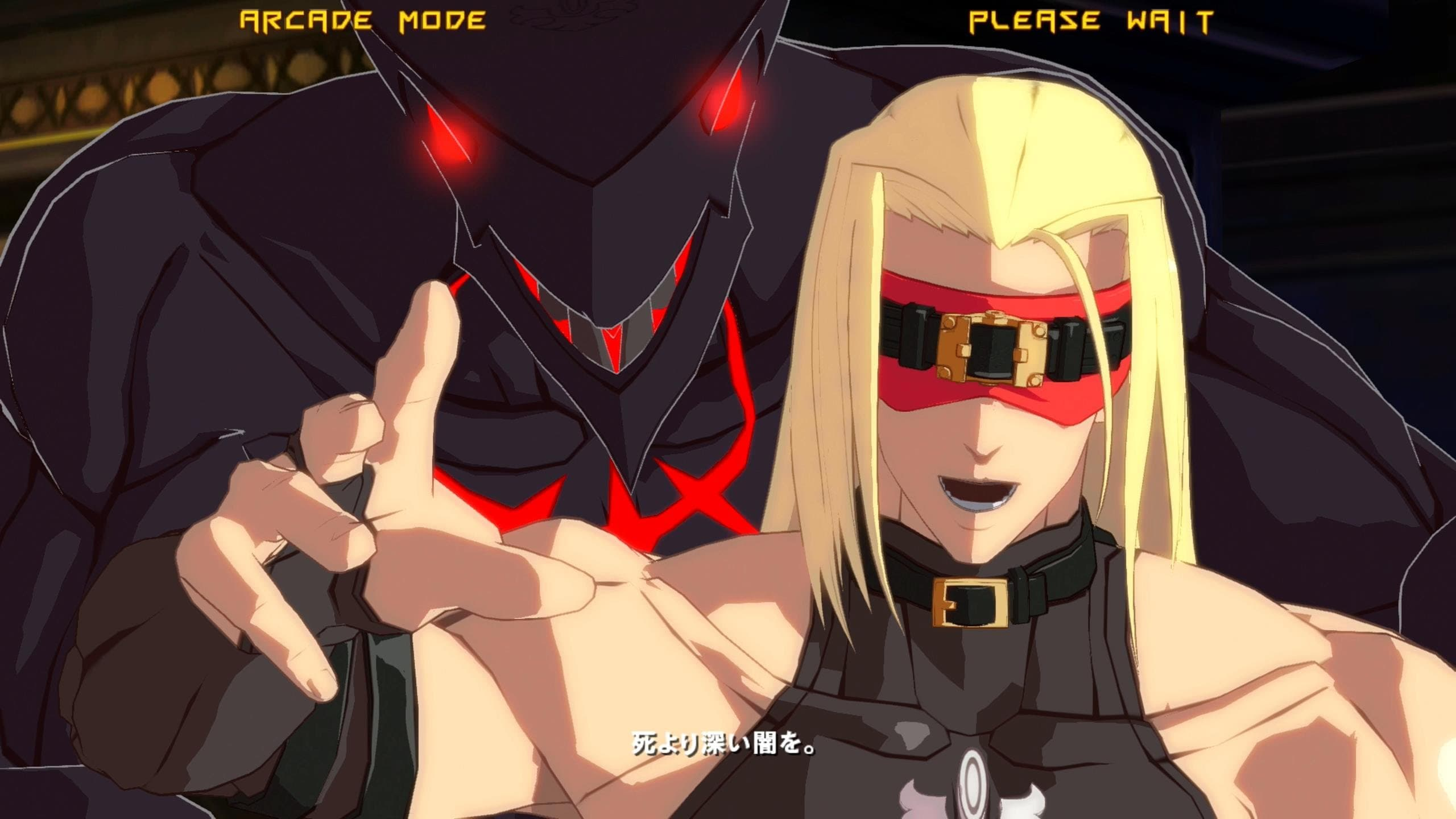 Guilty Gear: Zato-1 widescreen wallpapers