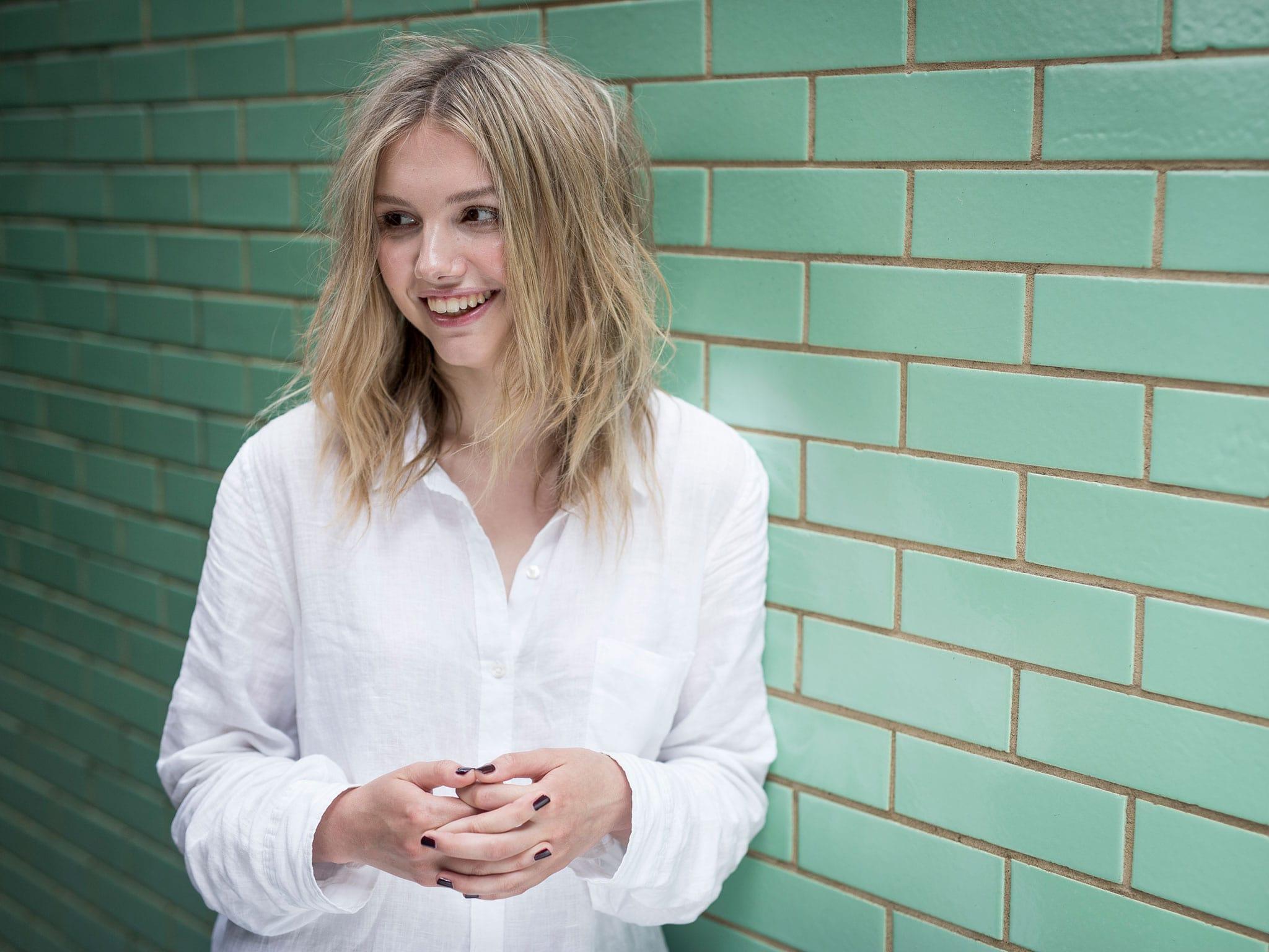 Hannah Murray widescreen wallpapers