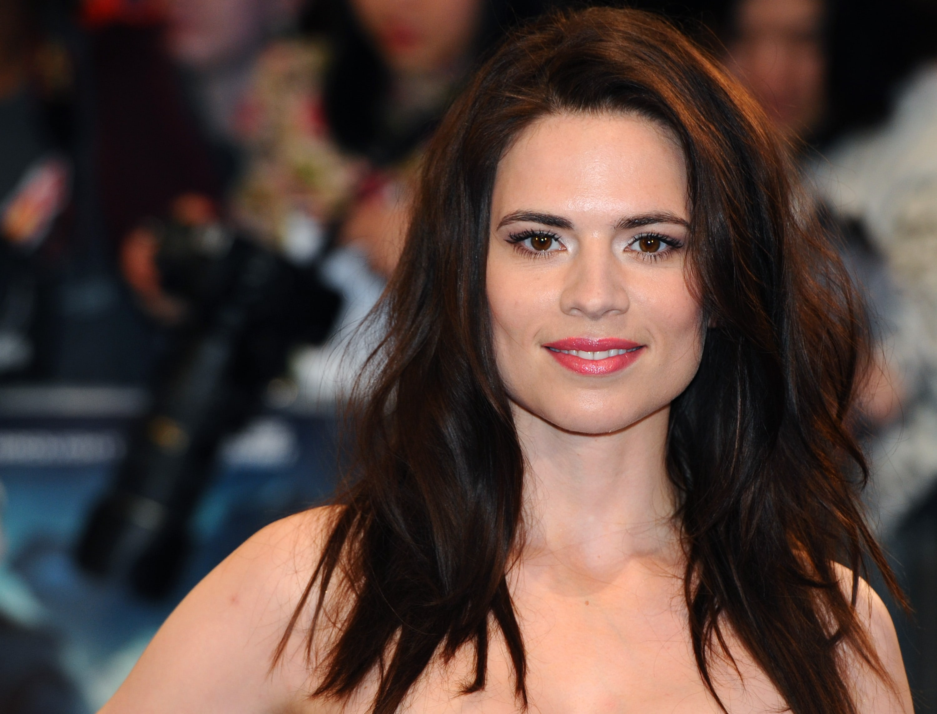 Hayley Atwell widescreen wallpapers