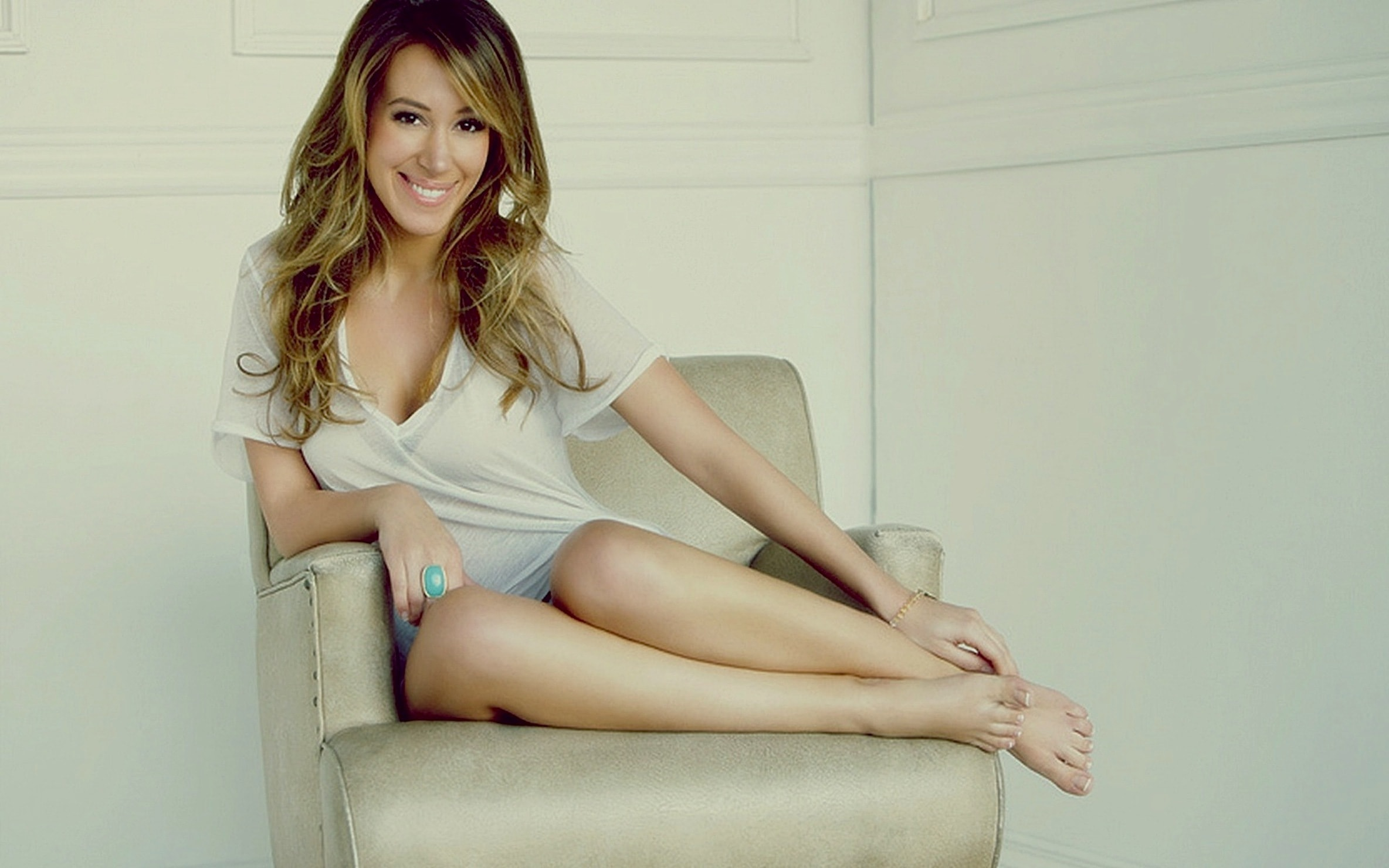 Haylie Duff widescreen wallpapers