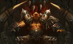 Hearthstone: Garrosh Hellscream for mobile