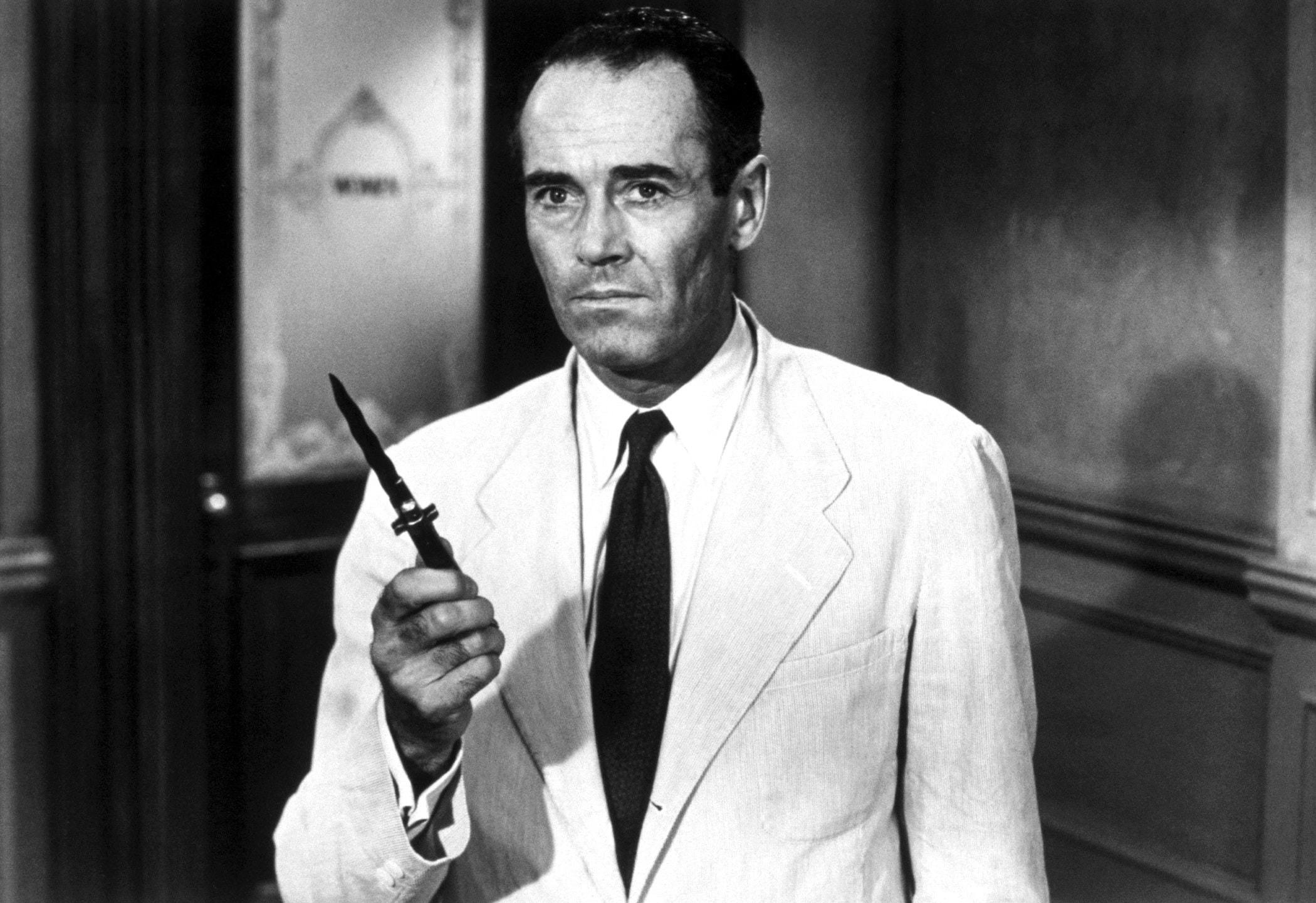 Henry Fonda widescreen wallpapers