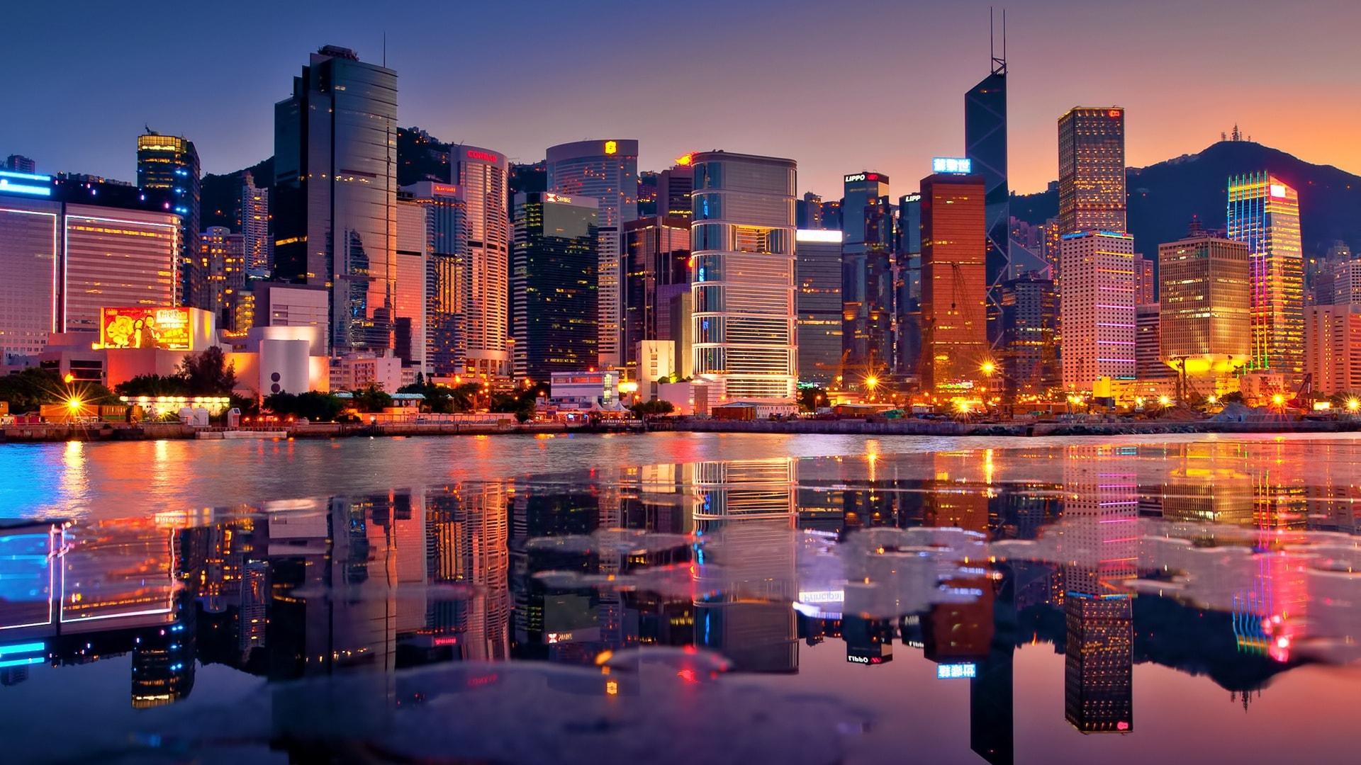 Hong Kong widescreen wallpapers