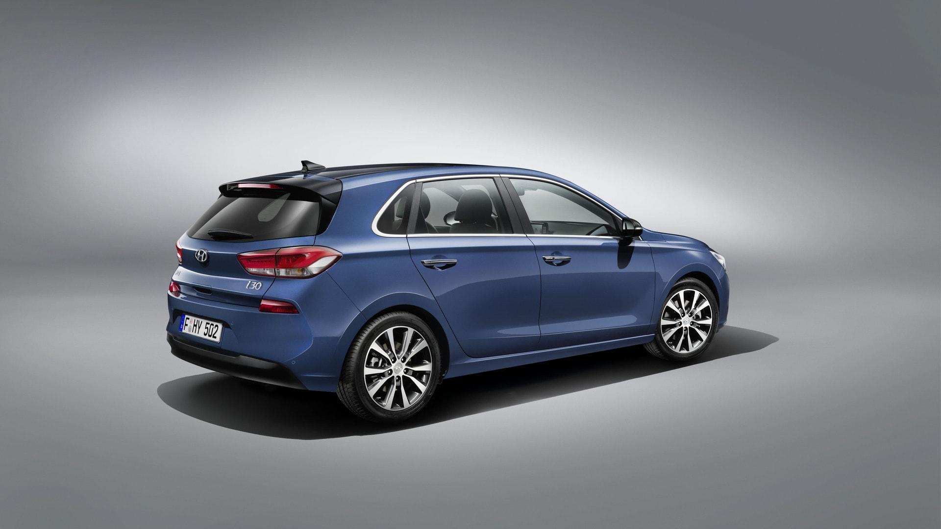 Hyundai i30 III widescreen wallpapers
