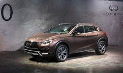 Infiniti QX30 widescreen wallpapers
