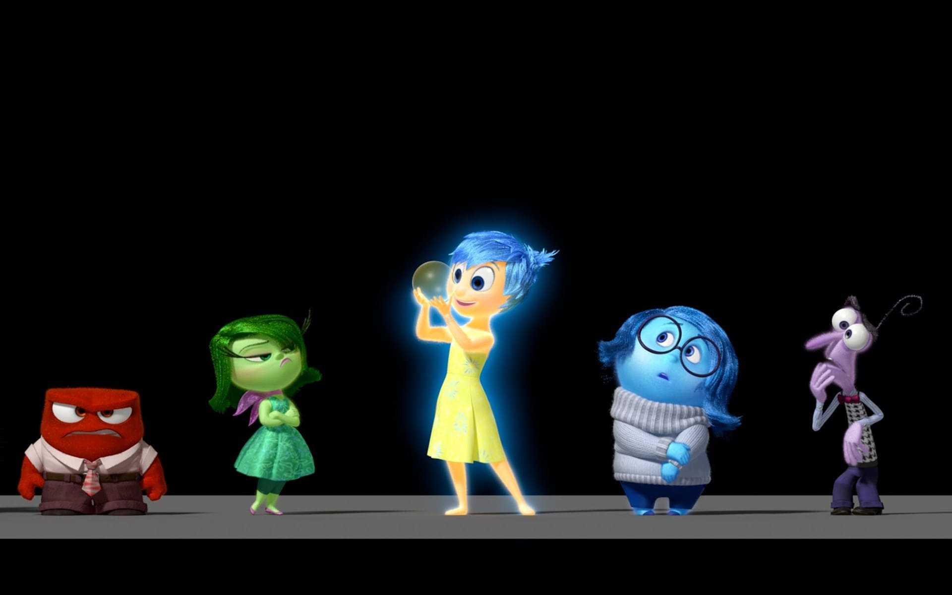 Inside Out widescreen wallpapers