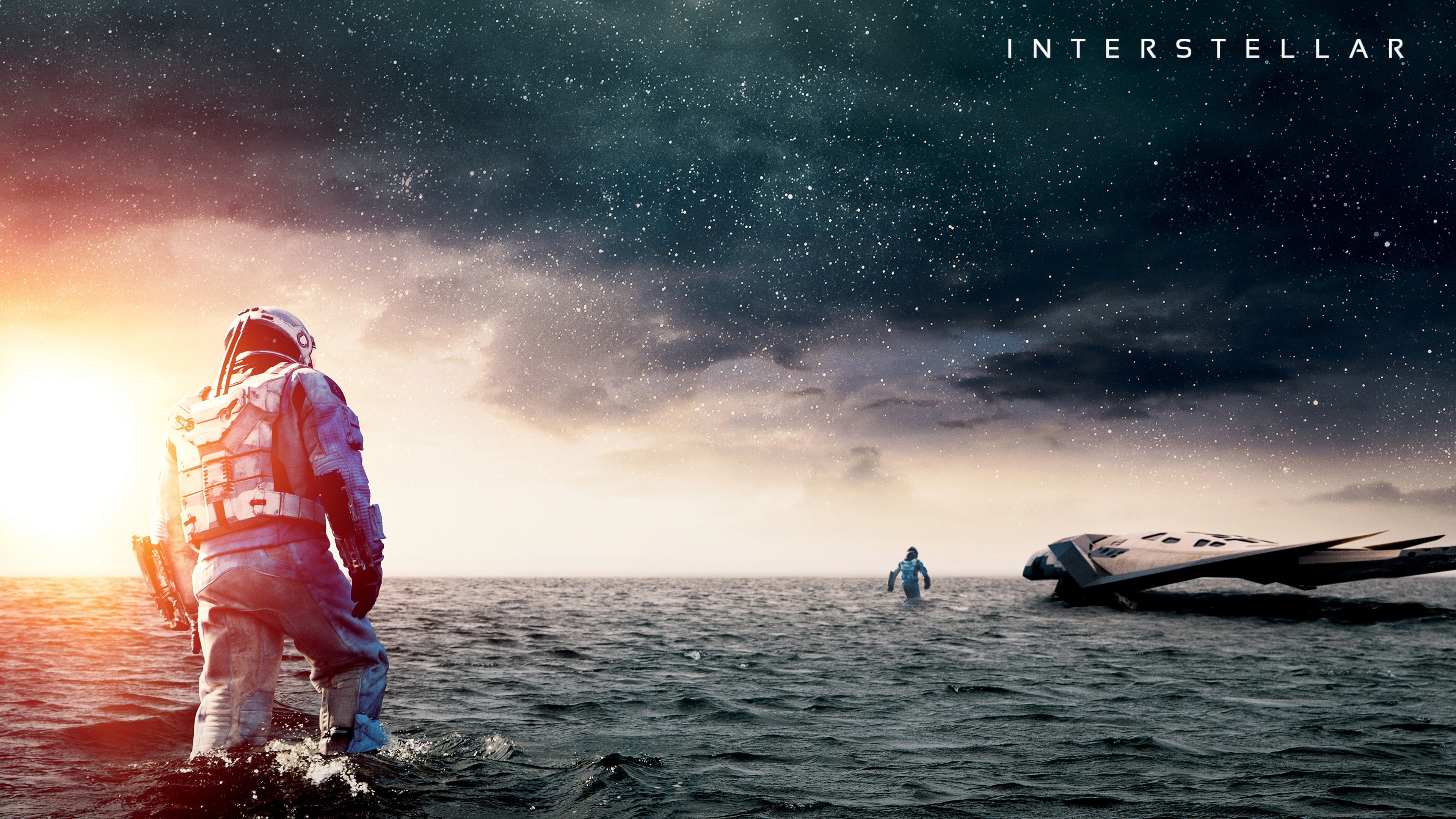 Interstellar widescreen wallpapers