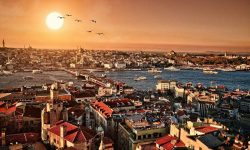 Istanbul widescreen wallpapers