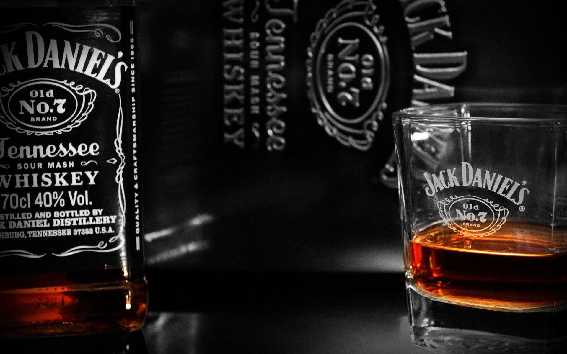 Jack Daniels widescreen wallpapers