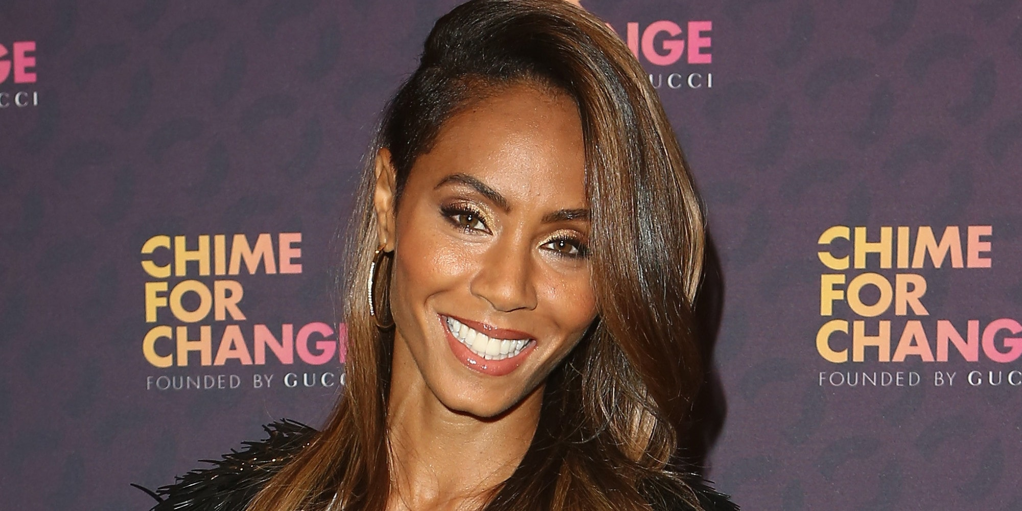 Jada Pinkett Smith widescreen wallpapers