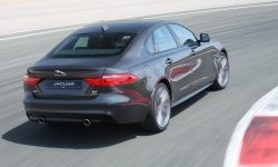 Jaguar XF 2 widescreen wallpapers