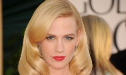 January Jones widescreen wallpapers