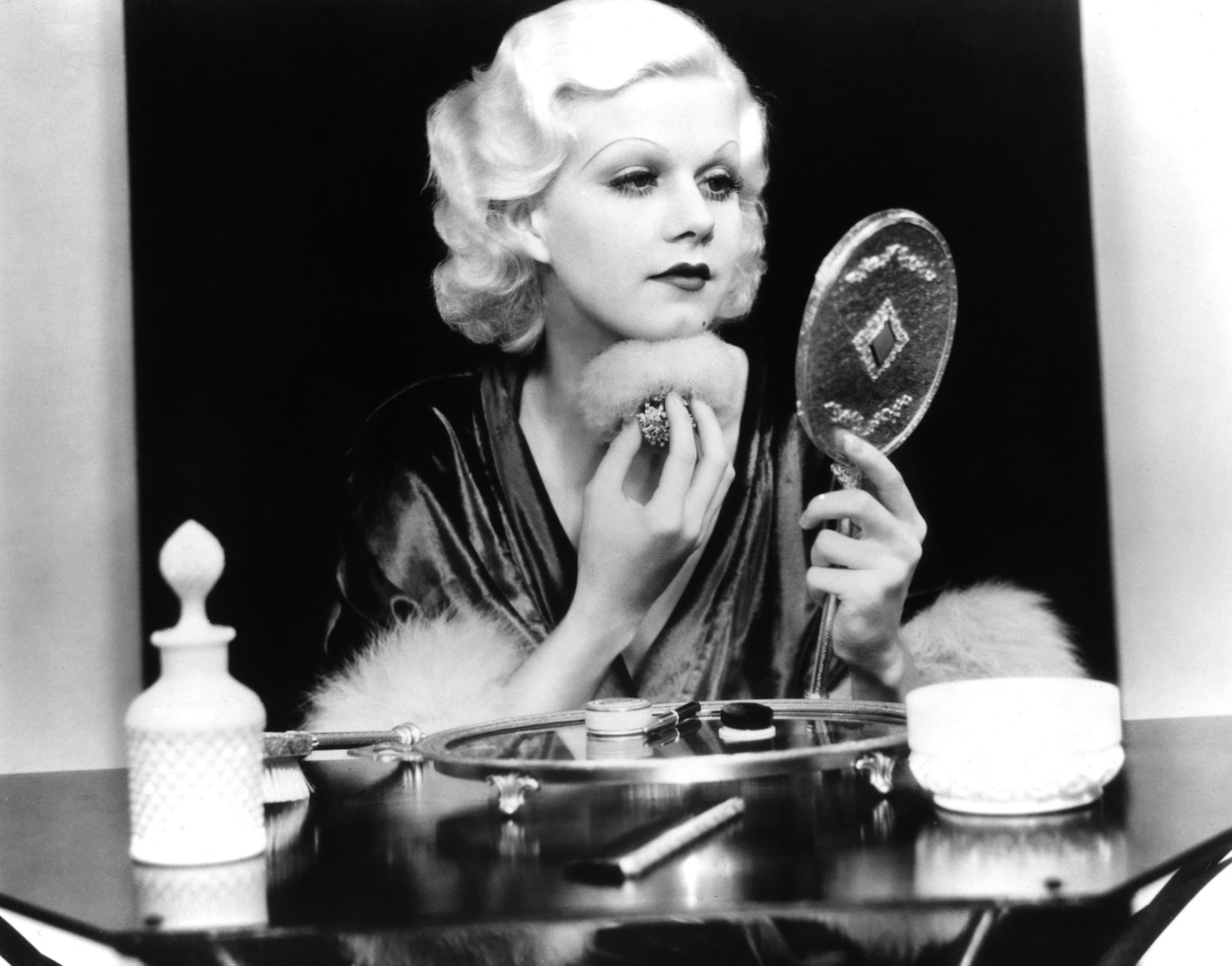 Jean Harlow widescreen wallpapers