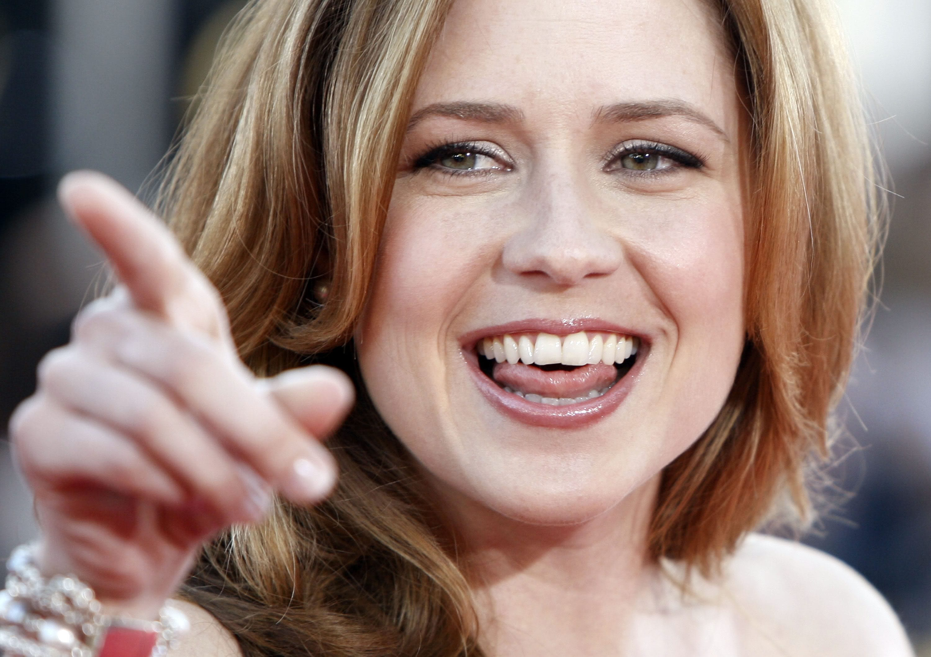 Jenna Fischer widescreen wallpapers