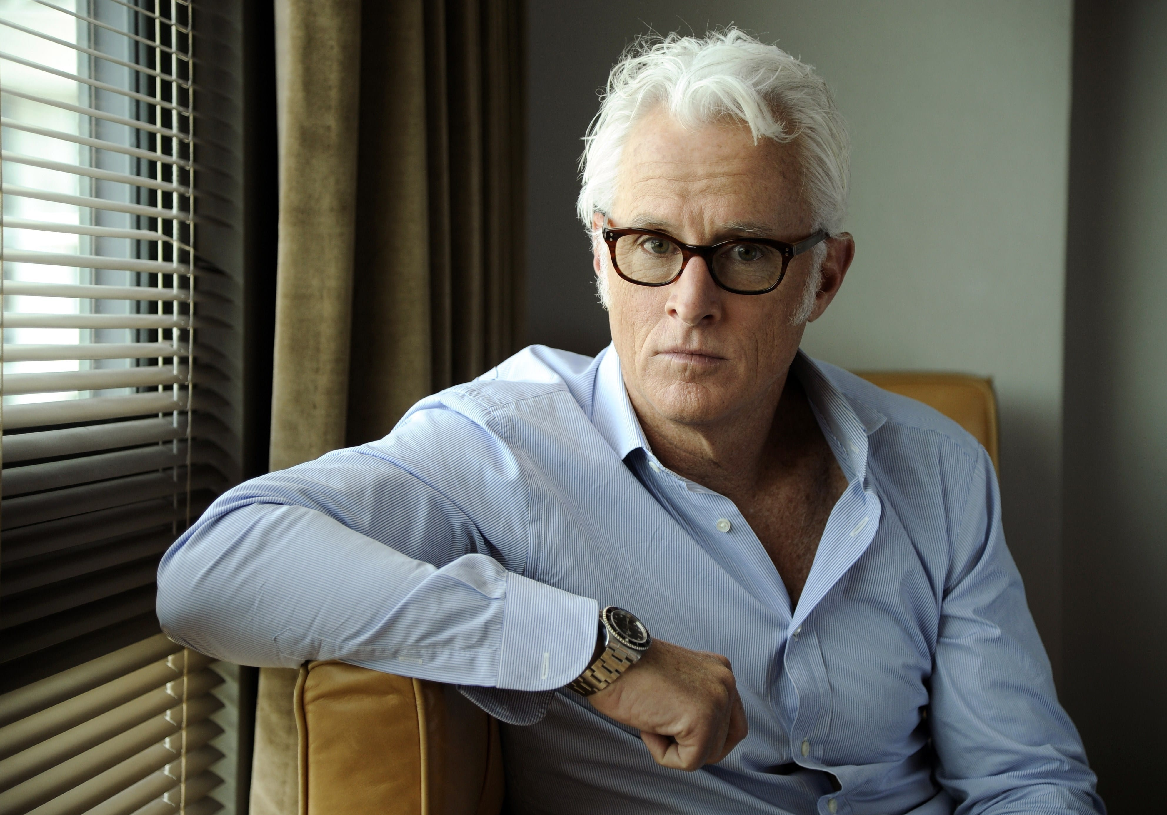 John Slattery widescreen wallpapers