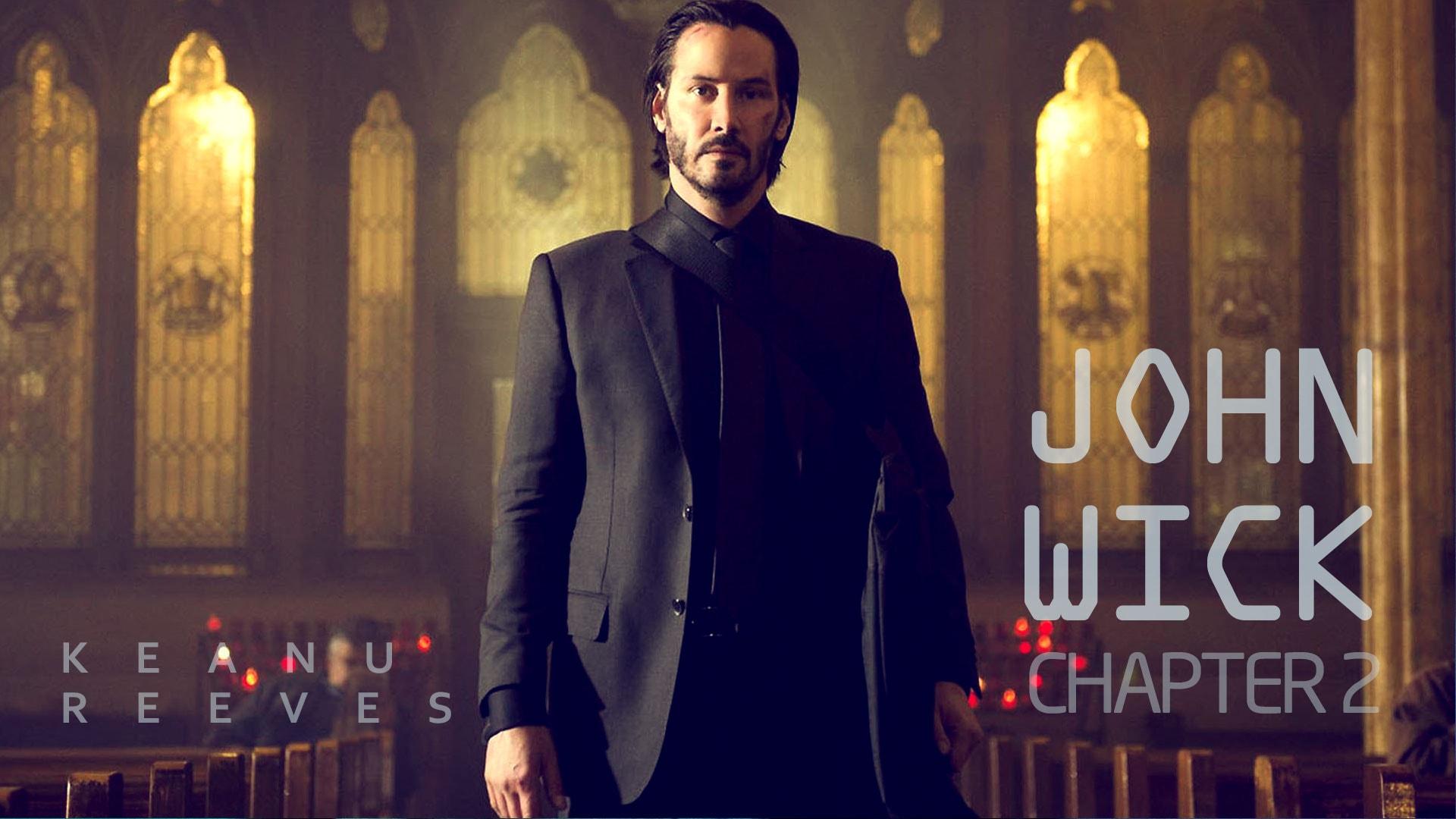 John Wick Chapter Two Hd Wallpapers 7wallpapersnet