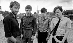 Joy Division widescreen wallpapers