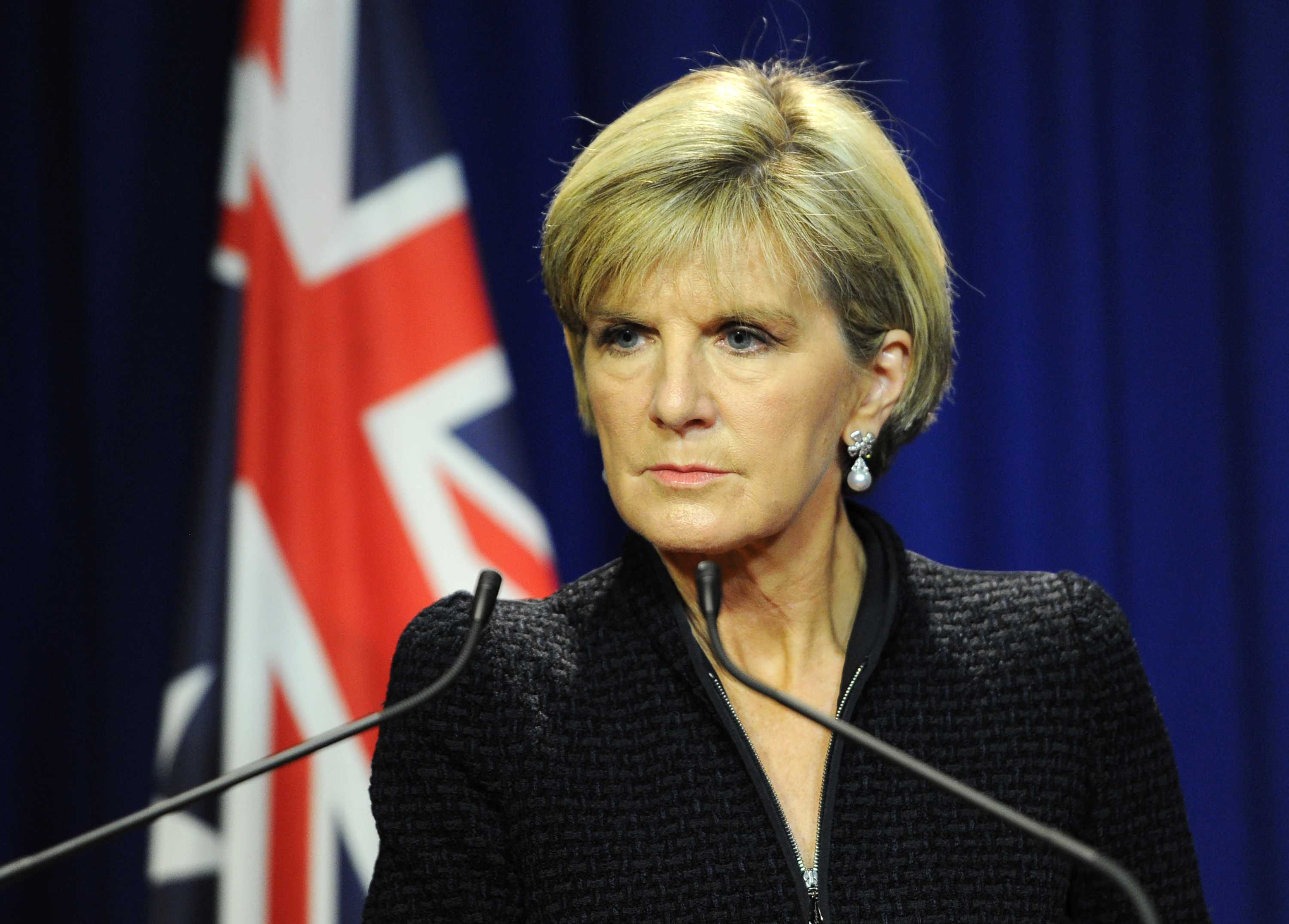 Julie Bishop widescreen wallpapers