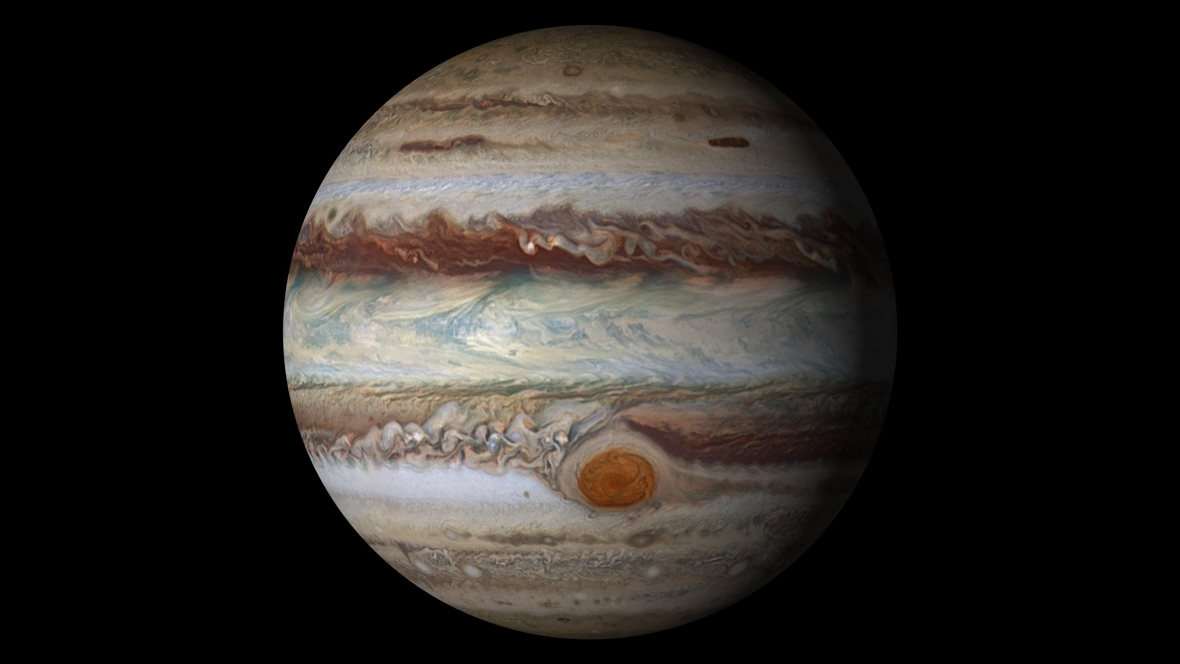 Jupiter widescreen wallpapers