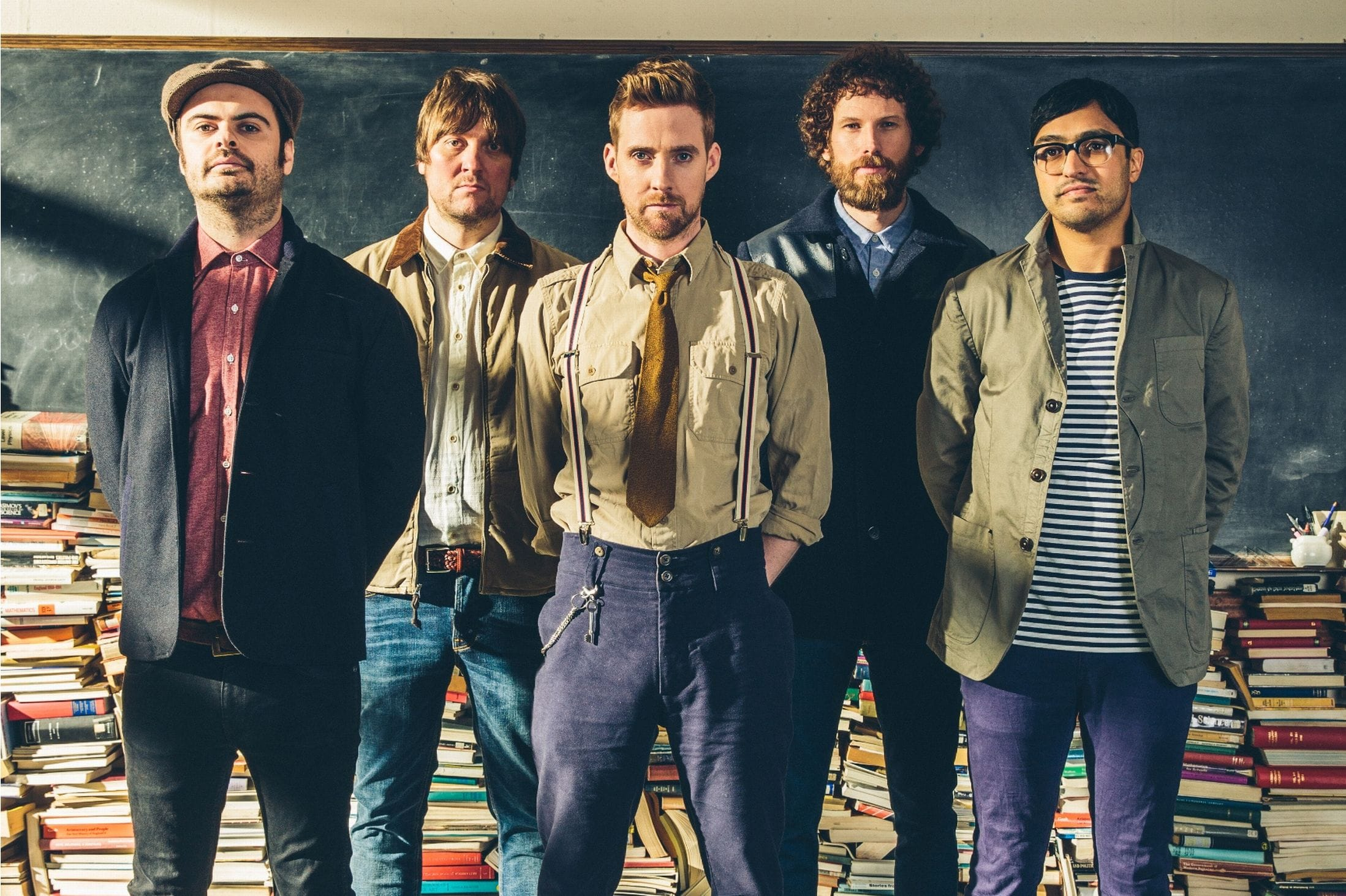 Kaiser Chiefs widescreen wallpapers