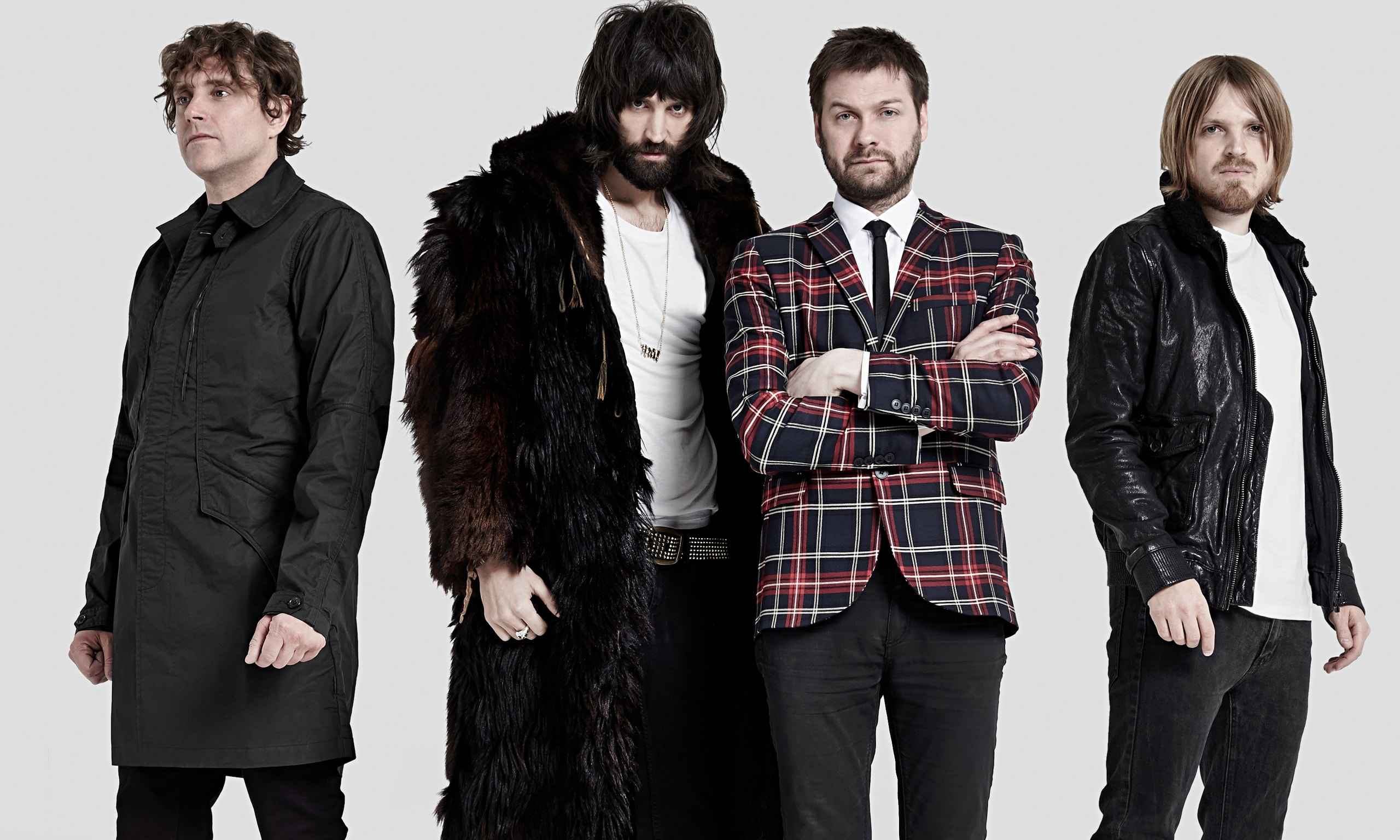 Kasabian widescreen wallpapers