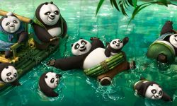 Kung Fu Panda 3 widescreen wallpapers