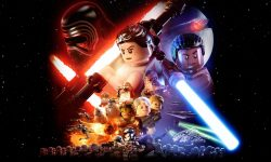 LEGO Star Wars: The Force Awakens widescreen wallpapers