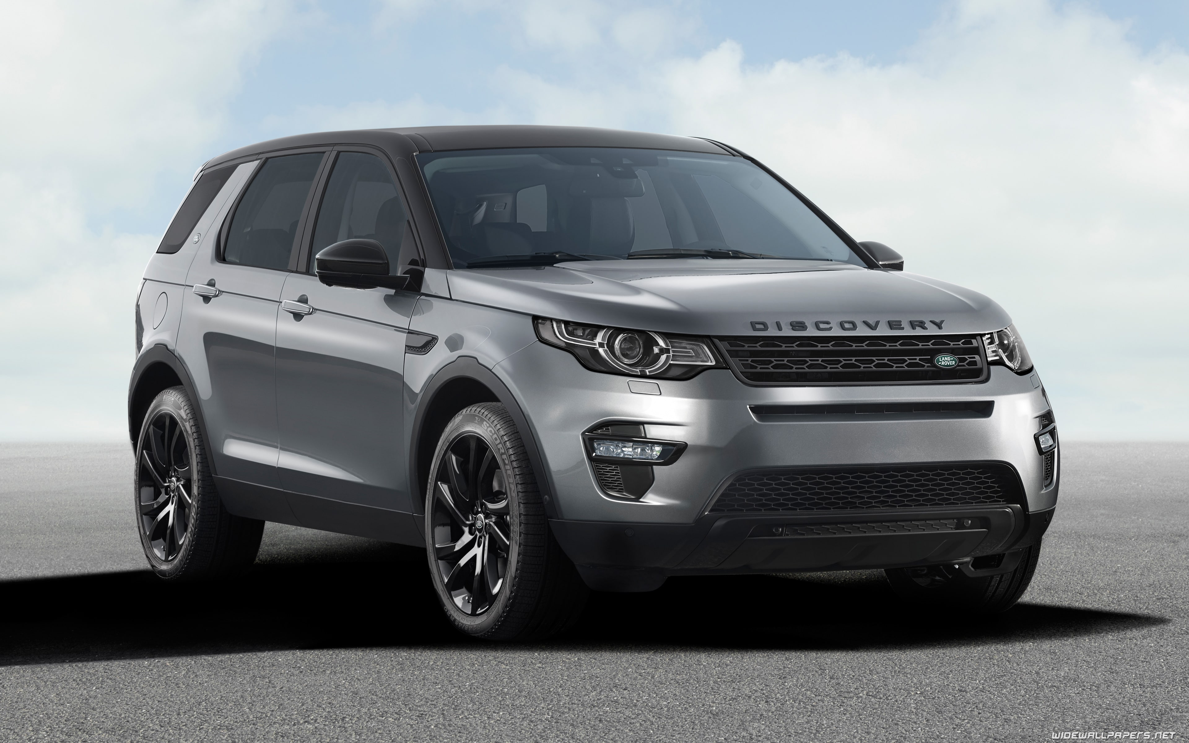 Land Rover Discovery 5 widescreen wallpapers