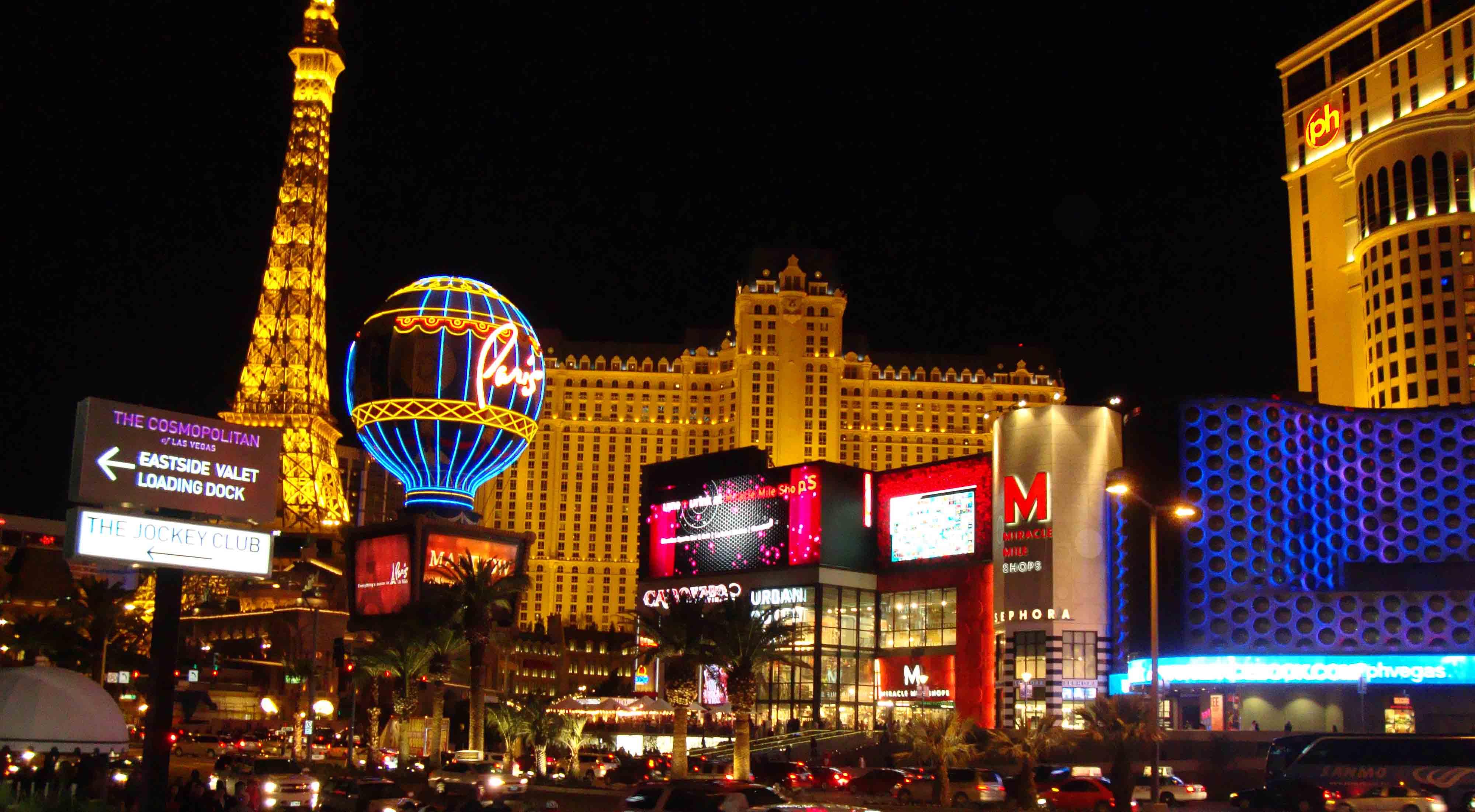 Las Vegas Hd Wallpapers 7wallpapers Net