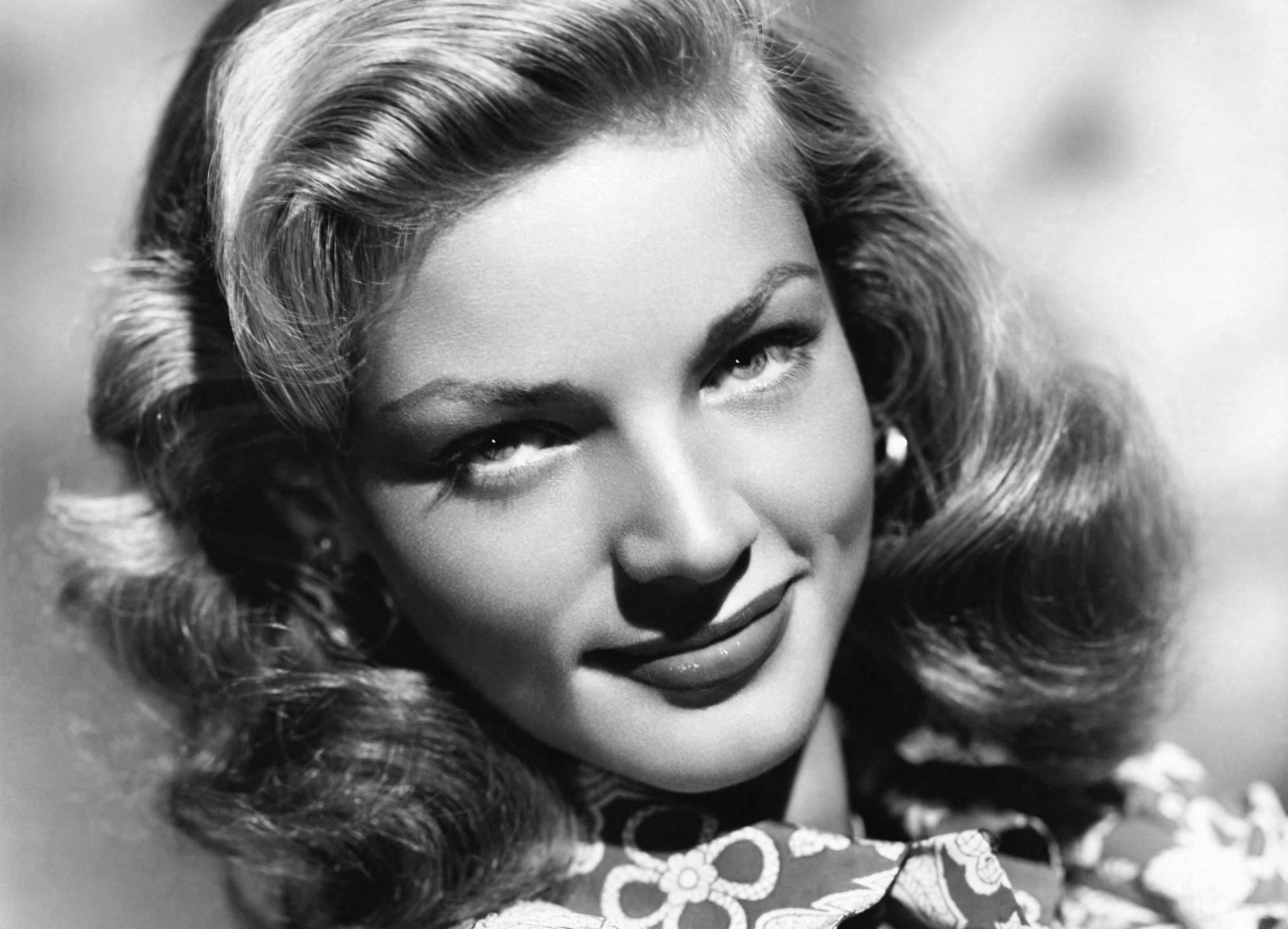 Lauren Bacall widescreen wallpapers
