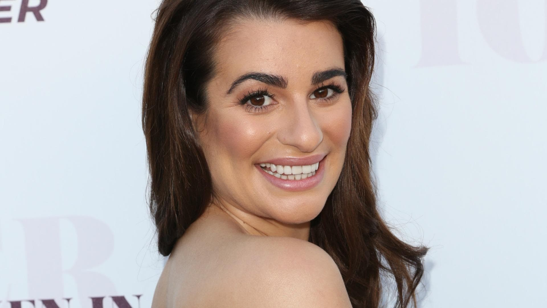 Lea Michele widescreen wallpapers